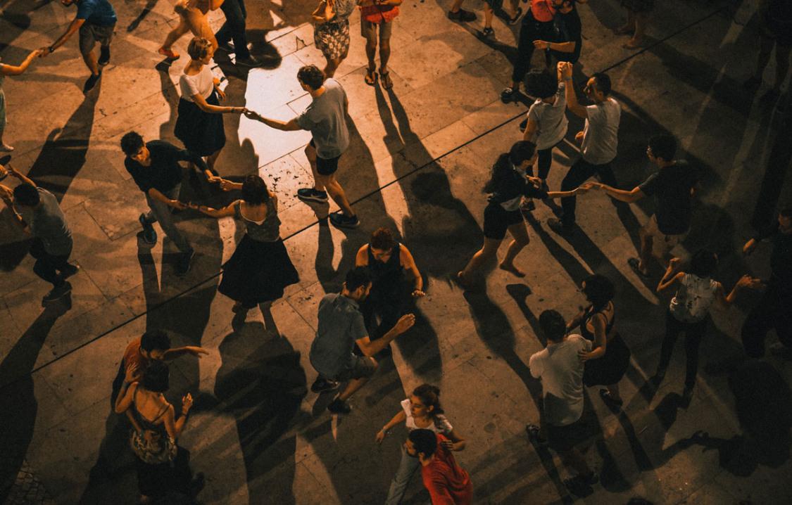 Paare - danceschool horn - Tanzschule Horn - Tanzen macht